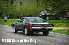 MSCC June 9 Star of the Day-the default position for cool - http://www.mystarcollectorcar.com/3-the-stars/40-model-stars/2348-mscc-southside-star-of-the-day.html