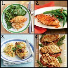 4 Martha Stewart Chicken Recipes