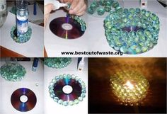 Best Out Of Waste | Best Diwali Decoration Ideas to Create Awesome Design | http://bestoutofwaste.org
