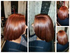 30 cm-es európai hajból, dupla csomózással, bal választékkal készült paróka, festéssel és melírozással.  www.hajbevarras.hu www.fb.com/hajbevarras #paróka #parókakészítés #wigs