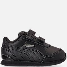 Boys' Toddler Puma ST Runner Leather Hook-and-Loop Casual Shoes Toddler Adidas, Adidas Originals, The Originals, Court Shoes, Online Purchase, Smooth Leather, Toddler Boys, Casual Shoes, Latest Fashion