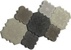 Flaster coverings by IVANKA...luv these!