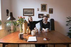 Johanne Aurebekk & Fredrik Egeland Aartun, Bislett Oslo Oslo, Faces, Creative, People, The Face, People Illustration, Face, Folk