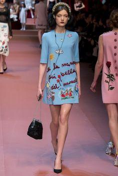 Dolce & Gabbana Herfst/Winter 2015-16 (30)  - Shows - Fashion