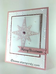 Star of Light, Stampin' Up!, BJ Peters