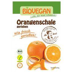 Skórka pomarańczowa suszona sproszkowana bezgl. BIO 9g (Biovegan)