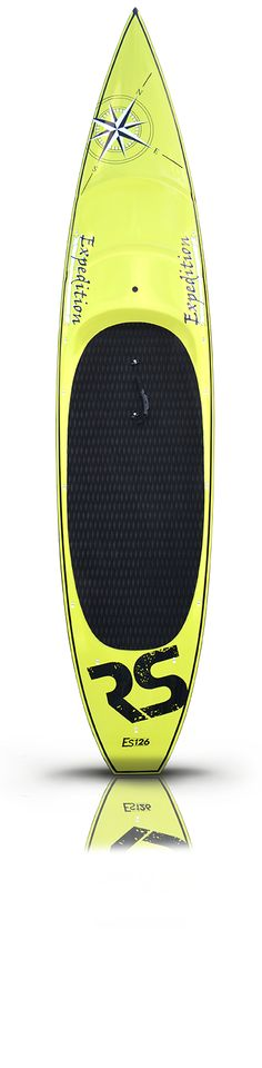12'6 Expedition Stand Up Paddle Board | RAVE Sports