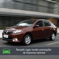 A Renault encerra 2013 com três premiações para o seu mais recente lançamento, o Logan. Acesse a matéria e confira: https://www.consorciodeautomoveis.com.br/noticias/novo-renault-logan-recebe-premiacoes-da-imprensa-nacional?idcampanha=206&utm_source=Pinterest&utm_medium=Perfil&utm_campaign=redessociais