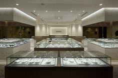 HOEIDO jewellery by Shotaro Sanada, Tokyo – Japan » Retail Design Blog