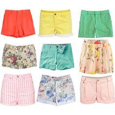 Summer Vintage Shorts!