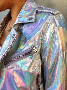 Metallic #Jacket