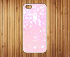 Pink Glitter iPhone 5 Case