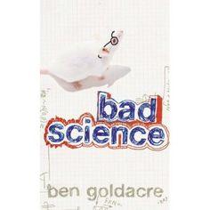 Bad science - great debunking book