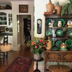 Cozy Cottage, Cozy House, English Country Decor, French Country, French Cottage, Country Life, Country Style, Cottage Interiors, French Interiors