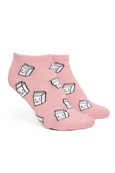 Collect quirky socks and cute tights for everyday style | Forever 21 - Socks + Tights | WOMEN | Forever 21