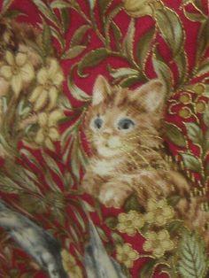cat fabric prints | Cat print fabric | Memphis Belle Leeds | Pinterest Memphis Belle, Cat Fabric, Leeds, Printing On Fabric, Cats, Prints, Animals, Painting, Gatos