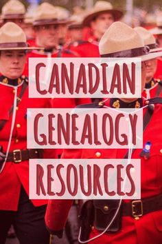 Want to do Canadian genealogy research but don't know where to start. Check out the list of my favorite (and most used) Canadian resources. #genealogy #canada