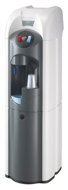 Connect point of use water cooler