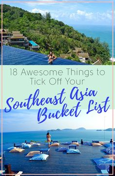 The Ultimate Southeast Asia Bucket List with over 60 Activities You Need to Experience 18 Awesome Things to Tick Off Your Southeast Asia Bucket List Photo Trop Belle, Laos, Vietnam, Packing Tips For Travel, Travel Hacks, Travel Plan, Budget Travel, Travel Ideas, Vacation Destinations