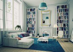 Interior by Evgeniy Sidorenko | Architecture | 2D | CGSociety