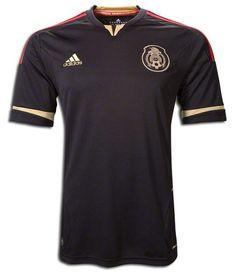 Camisetas de futbol Selección de México 2012/2013 Segunda Equipación [172] - €16.87 : Camisetas de futbol baratas online!