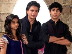 Shahrukh Khan's kids uncomfortable with stardom!