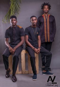 New Ghanaian Label Afrovolt Releases The Afrocentric Collection! | FashionGHANA.com: 100% African Fashion