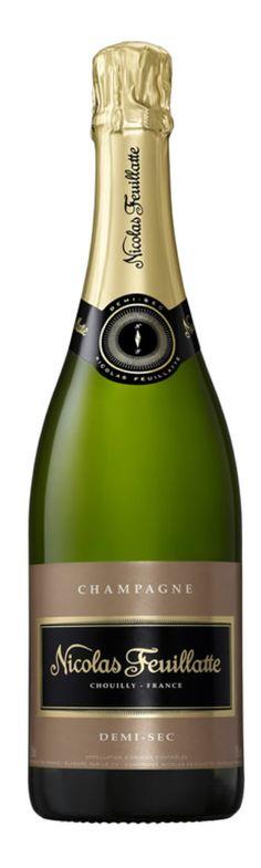 Nicolas Feuillatte Demi-sec champagne