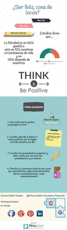 #felicidad #psicologia #infografía
