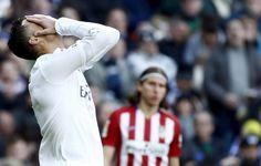Goleada, eliminação, pressão e brigas: o pesado ambiente do Real Madrid #globoesporte