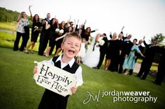 Happily Ever After - at Old Kinderhook.  Weddings at Lake of the Ozarks.