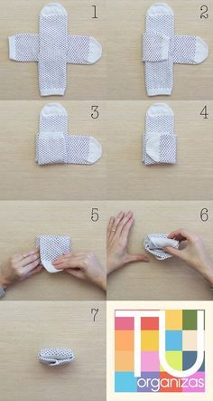 Meias, como dobrar, pendurar e guardar Folding socks just became a thing! How to fold socks & store~♡ Organize socks to fit in drawers Not Marie Kondo but interesting