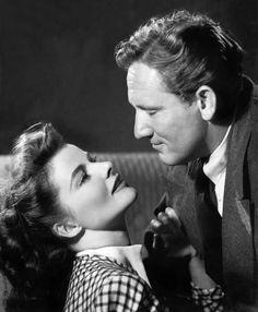 Katharine Hepburn and SpencerTracey