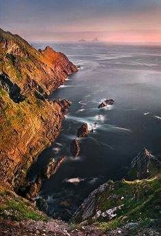 Skelling Island, Kerry, Ireland
