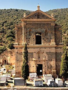Castifao-couvent-fronton - Castifao — Wikipédia