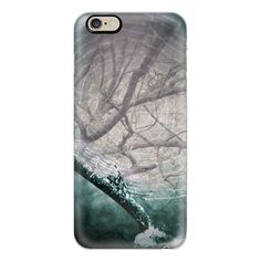 Creepy Spider Dream - iPhone 7 Case, iPhone 7 Plus Case, iPhone 7... ($40) ❤ liked on Polyvore featuring accessories, tech accessories, iphone case, slim iphone case, iphone cases, apple iphone case and iphone cover case