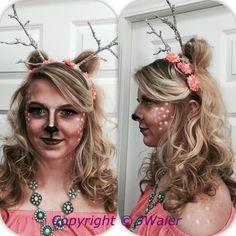 Doe a Deer inspired concept for #akpvogueshoot #modsquad