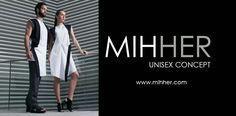 Unisex ■ Minimalist■ MIHHER  www.mihher.com