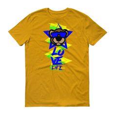 Leo Lion 1 Short sleeve t-shirt
