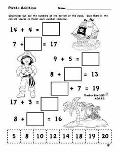 Talk Like a Pirate Day Math Pirate Day, Pirate Theme, Teacher Notebook, Second Grade Math, Themes Free, Common Core Standards, Education, Teaching Ideas, School Ideas