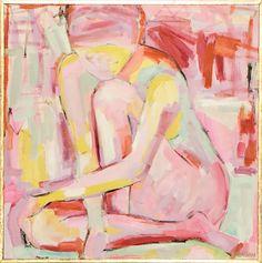 The Pink Pagoda: Reagan Geschardt's Nudes