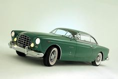 1954-55 Chrysler Ghia ST Special-Forward look intro. Ghia Carrozzeria...