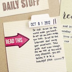 Scrapbooking Quotes About Life. QuotesGram by @quotesgram