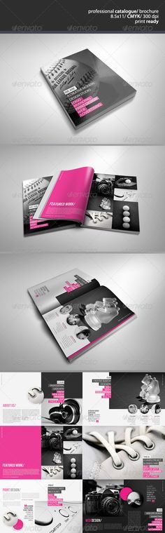 Creative Catalogue/Brochure - GraphicRiver Item for Sale