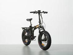 Radmini Electric Folding Fat Bike | Gear Catalogue