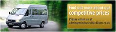 Minibuses Blackburn, We provide many different service options for Minibuses in the Blackburn area.