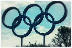 What role did social media play in the London 2012 Olympics?