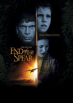 Based on the true story of five missionaries killed at the hands of the world's most violent tribe, End of the Spear proves that sometimes the greatest tragedy can be the catalyst for the most resilient hope. (link: Trailer in movie home-page)