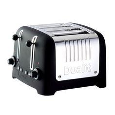 Dualt 4 slice toaster