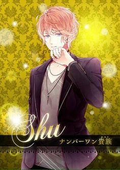 Diabolik Lovers - Host Club:    Shu Sakamaki